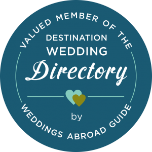 Weddings Abroad Guide Destination Wedding Directory Member