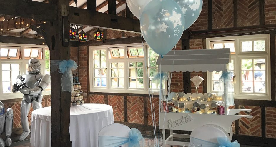 Georgie's baby blessing naming ceremony Samantha Kelsie Celebrant Essex