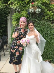 samantha kelsie celebrant symbolic ceremony uk london